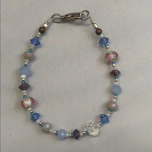 💐Beautiful multicolored bead bracelet💐